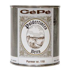 Cépé poldertinten binnenbeits purmer 110 - 500 ml.