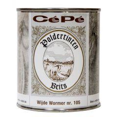 Cépé poldertinten beits wijde wormer 105 - 1 liter