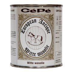 Cépé witte wasolie (houtolie) - 500 ml.