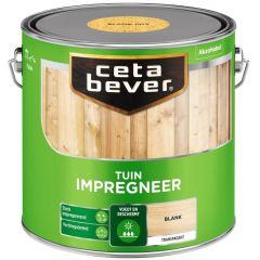 Cetabever impregneer teak - 2,5 liter