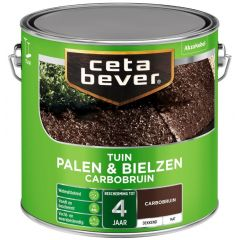 Cetabever carbobruin - 2,5 liter