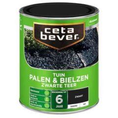 Cetabever zwarte teer - 750 ml.