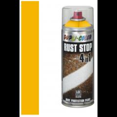 Dupli-Color rust stop 4-in-1 koolzaadgeel (RAL 1021) - 400 ml