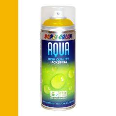 Dupli-Color aqua hoogglans lak RAL 1021 - 350 ml.