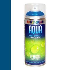 Dupli-Color aqua hoogglans lak RAL 5010 - 350 ml.