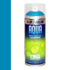 Dupli-Color aqua hoogglans lak RAL 5012 - 350 ml.