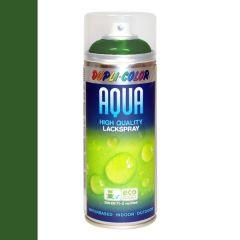 Dupli-Color aqua hoogglans lak RAL 6002 - 350 ml.