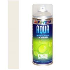 Dupli-Color aqua lak mat RAL 9010 - 350 ml.