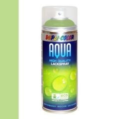 Dupli-Color aqua hoogglans lak voorjaarsgroen - 350 ml.