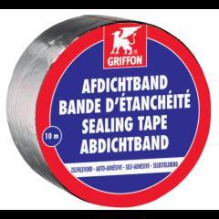 Griffon afdichtband aluminium - 10m x 10cm
