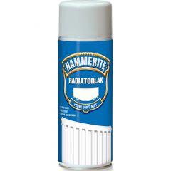 Hammerite radiatorlak verspuitbaar wit - 400 ml.