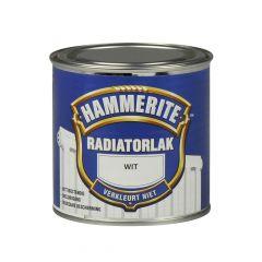 Hammerite radiatorlak wit - 250 ml.