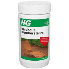 HG teak e.a. hardhout vernieuwer