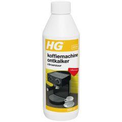 HG ontkalker voor espresso- en padkoffiezetapparaten