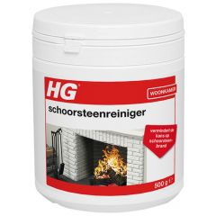 HG chimney sweep powder