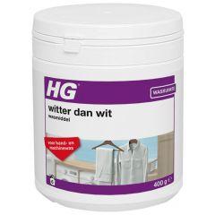 HG witter dan wit speciaalwasmiddel voor de witte was