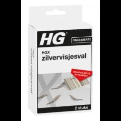 HGX zilvervisjesval - 2 stuks
