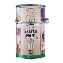 Magpaint SketchPaint transparant glans - 1 liter
