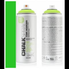 Montana spuitbare krijtverf (chalkspray) groen (CH 6050) - 400 ml