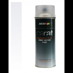 Motip carat blanke lak hoogglans - 400 ml.