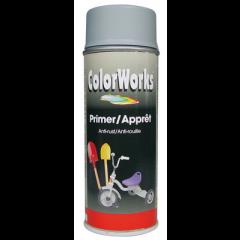 Motip Colorworks primer wit - 400 ml