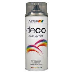 Motip deco alkyd hoogglans blanke lak - 400 ml.