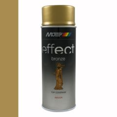 Motip/Dupli-Color deco effect bronslak goud - 400 ml.