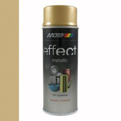 Motip/Dupli-Color deco effect metallic lak real gold - 400 ml.