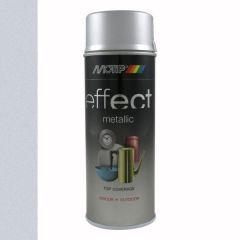 Motip/Dupli-Color deco effect metallic lak zilver - 400 ml.