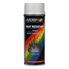 Motip hittebestendige lak grijs - 400 ml.