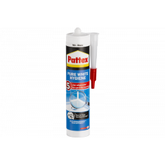 Pattex pure white hygiene voegkit wit - 300 ml.