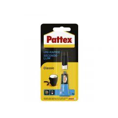 Pattex secondelijm classic - 3 gram