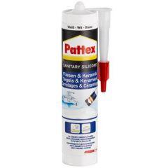 Pattex siliconekit tegels & keramiek wit - 300 ml.
