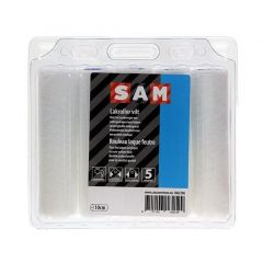 SAM acryl verfkwast plat - 1 inch