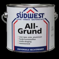 Südwest all-grund K51 hechtprimer oxydrood - 2,5 liter