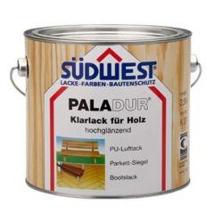 Südwest paladur blanke lak extra mat - 2,5 liter