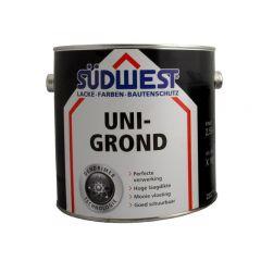 Südwest uni-grond X18 grondverf grijs - 2,5 liter