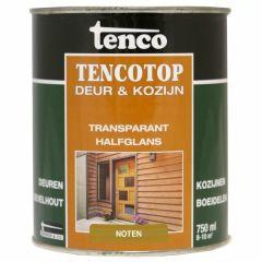 Tenco tencorex beits transparant noten - 750 ml.