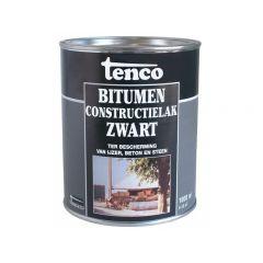 Tenco bitumen constructielak zwart - 2,5 liter