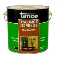 Tenco tencomild tuinbeits transparant kastanjebruin - 2,5 liter