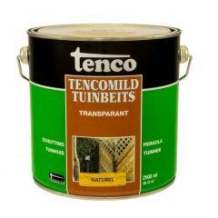 Tenco tencomild tuinbeits transparant naturel - 2,5 liter