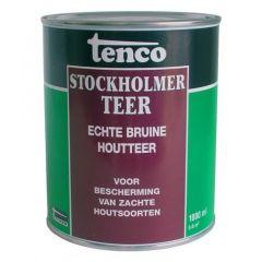 Tenco stockholmer teer - 750 ml.