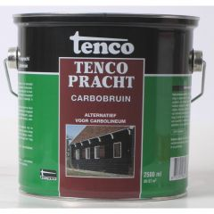 Tenco tencopracht carbobruin - 2,5 liter