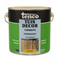 Tenco tuindecor transparant naturel - 2,5 liter