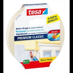 Tesa Premium Classic afplakband - 50 meter