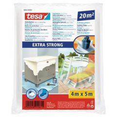 Tesa flexibele afplakband voor krommingen - 25 meter x 50 mm.