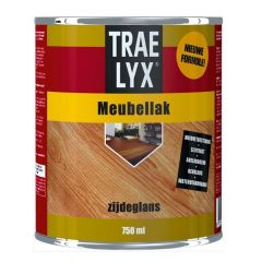 Trae-Lyx  furniture lacquer satin - 750 ml.